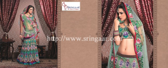 Buy Indian Lehenga Online