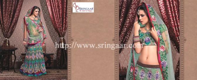 Buy Indian Lehenga Online