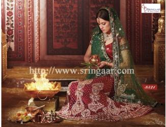 Buy Wedding Lehengas Online