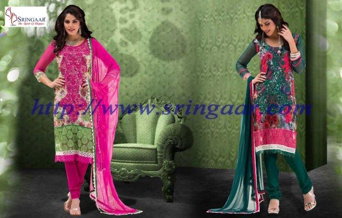Custom Salwar Kameez