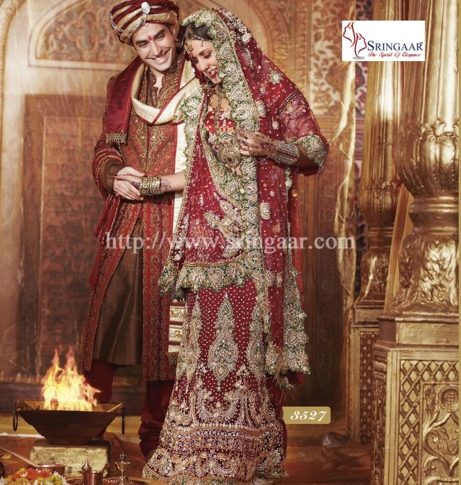 Designer Wedding Lehengas