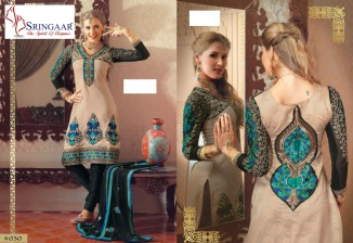 Latest Salwar Collection