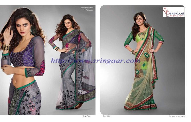 new saree designs