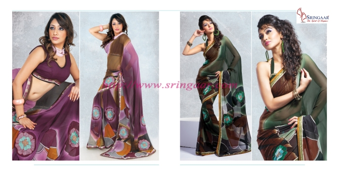 New Saree
